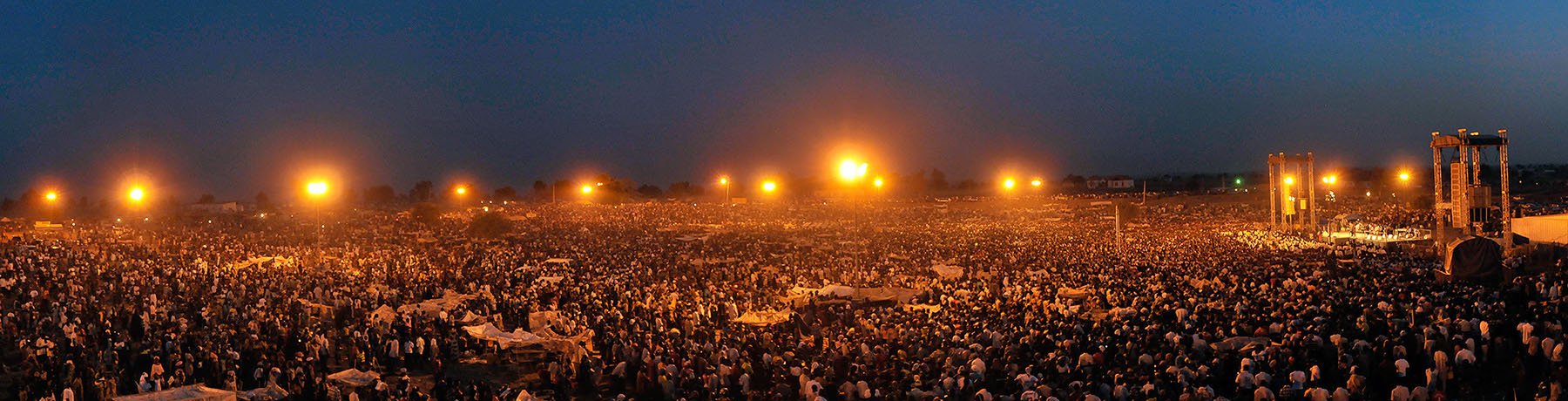 The Crowd Doubles Numan Nigeria Day 2 Daniel Kolenda