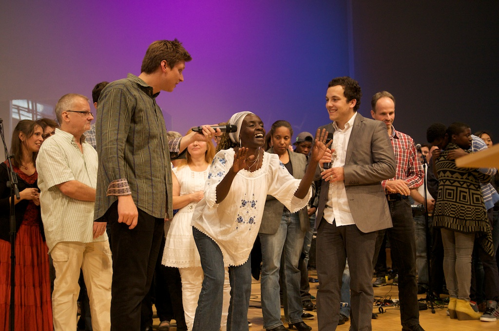 Aussteiger stuttgart gospel forum Partner beendet