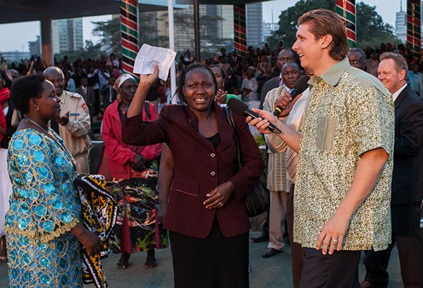 This women was healed of HIV Aids!